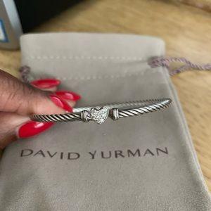David Yurman Petite Diamond Bracelet